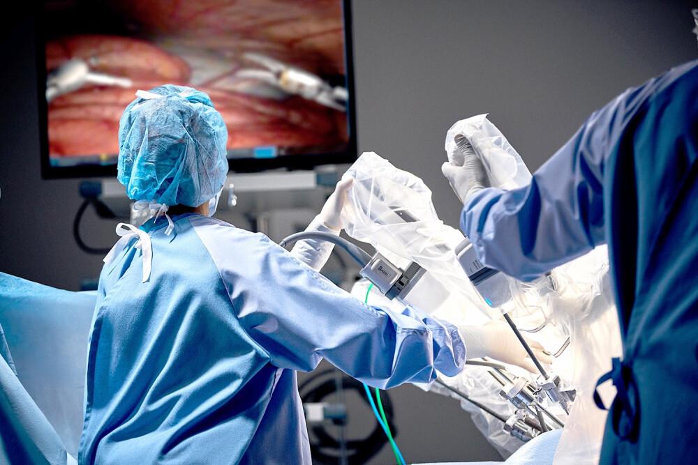 chirurgie cu 5 vedere