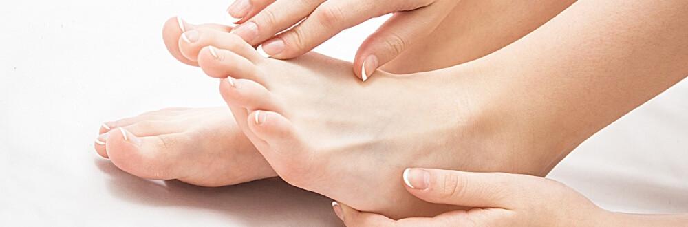 edem simptome picioare