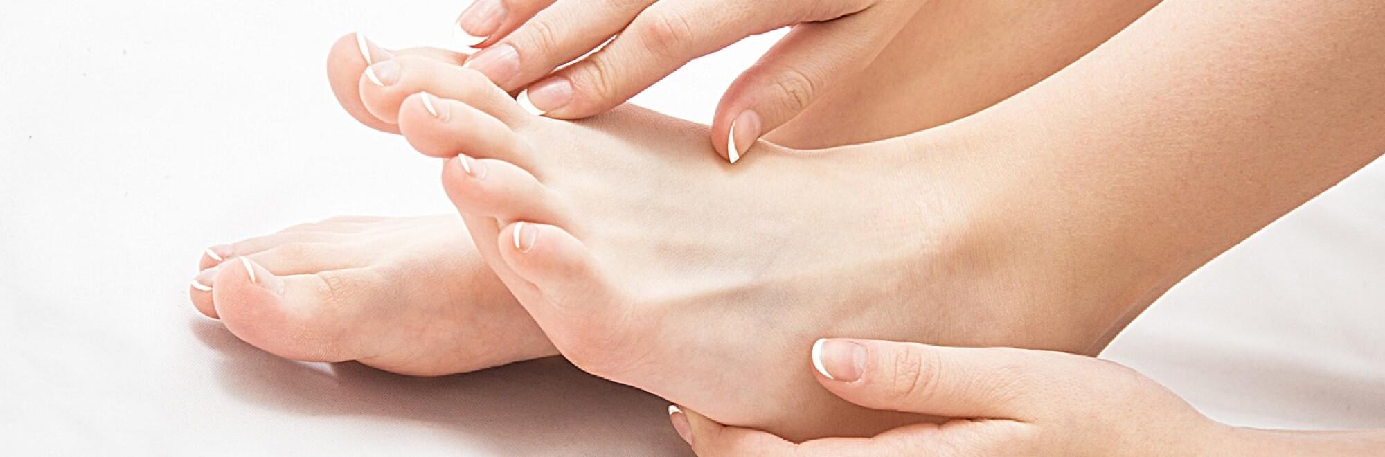 edem al picioarelor umflate