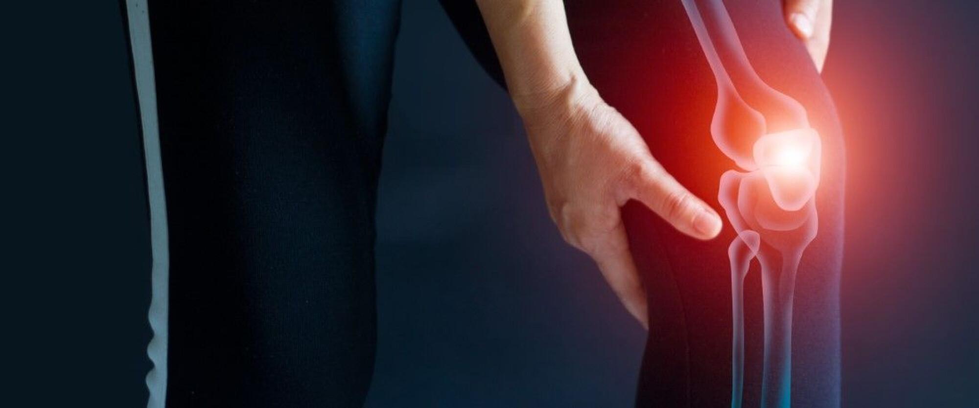 cum se tratează leziunile meniscului median al genunchiului